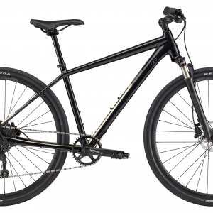 cannondale quick cx1 hardtail black 2020