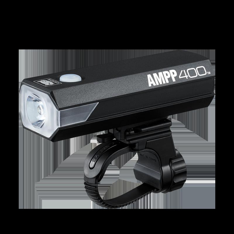 cateye ampp400 bike light 2