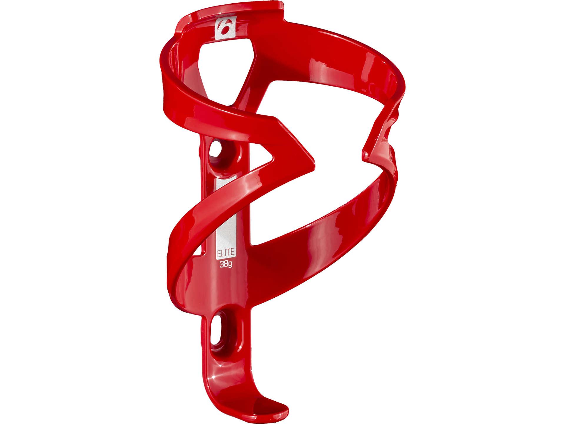 bontrager elitecage red