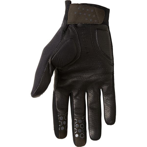 madison roadrace mens gloves black inside